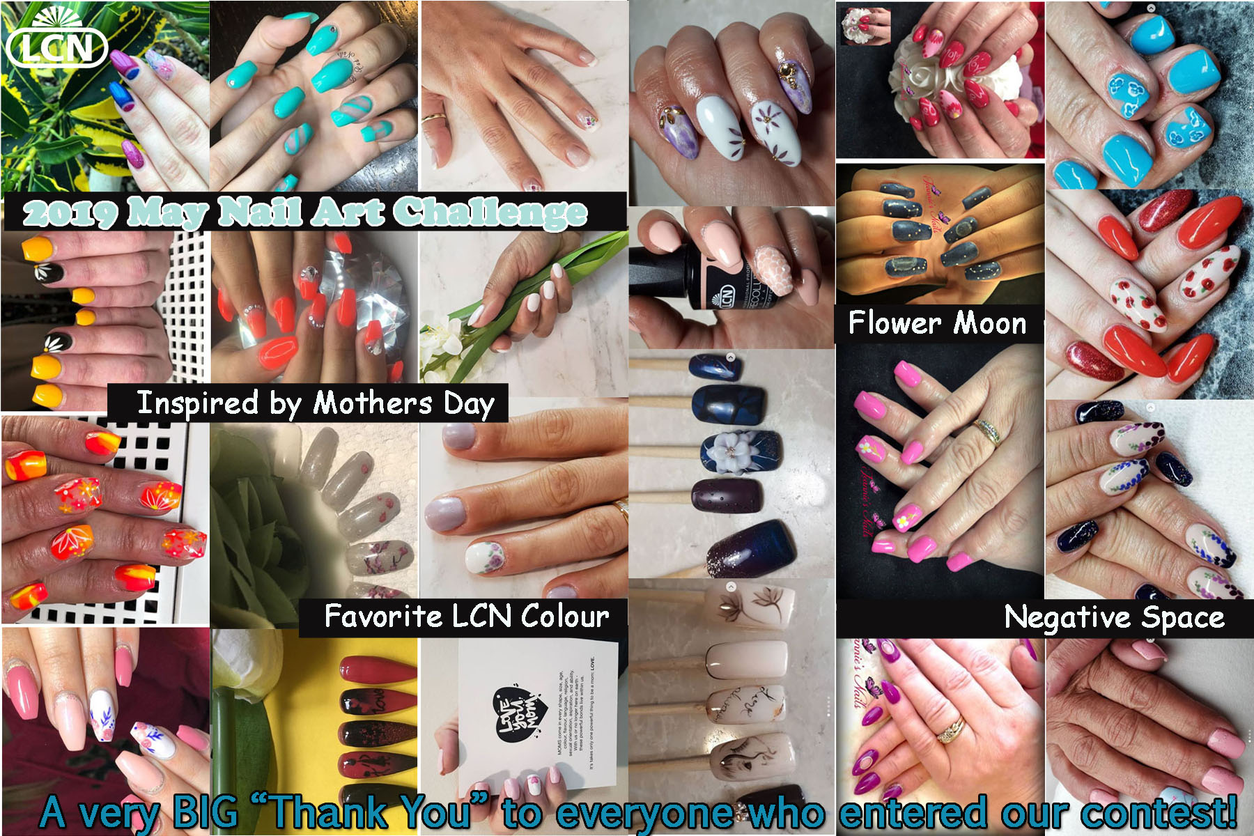 Nail Art Challenge Picture for posting