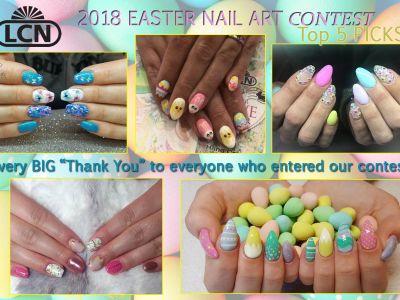 Lcn Canada East Lcn Nail Art Contest