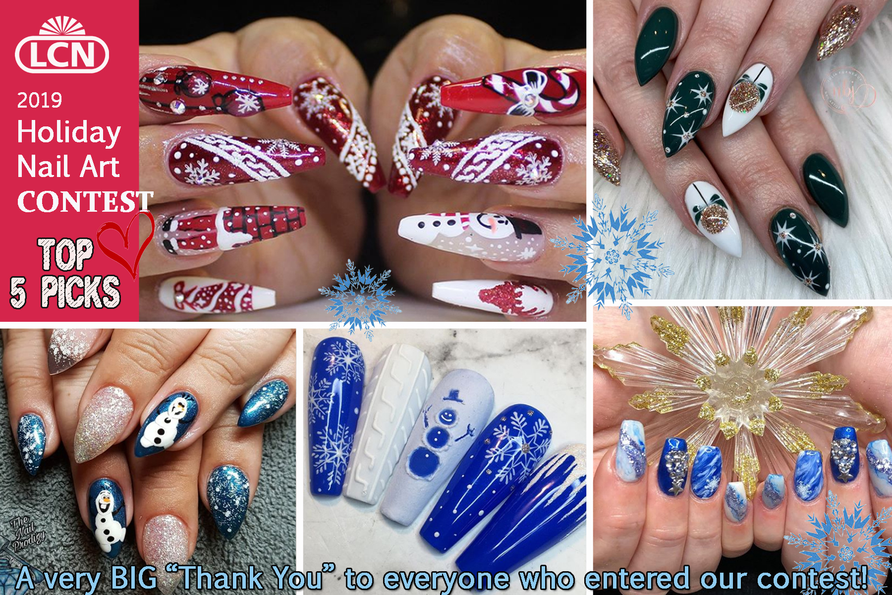 Nail Art Contest Picture for posting